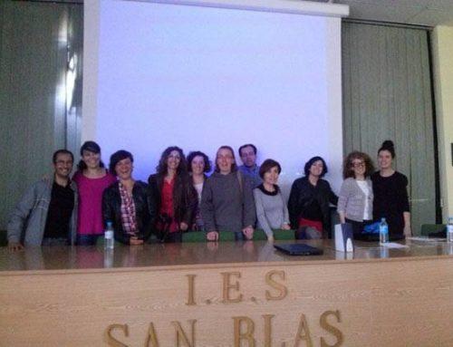 Jornda sensibilización IES San Blas