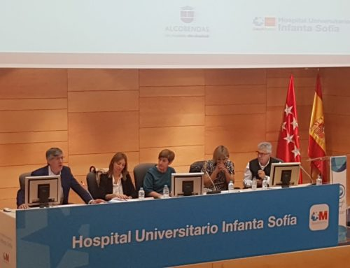 Jornada Hospital Universitario Infanta Sofia