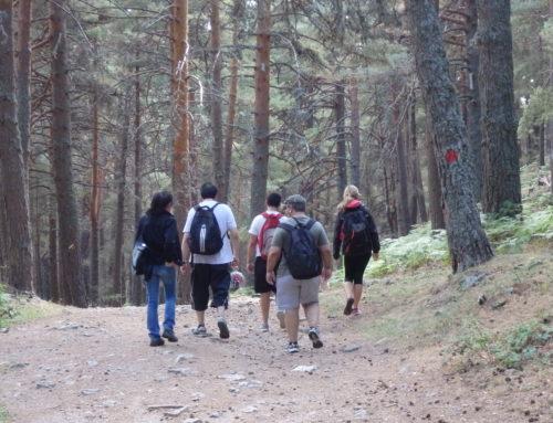 Senderismo El Camino Puriceli y La Calle Alta